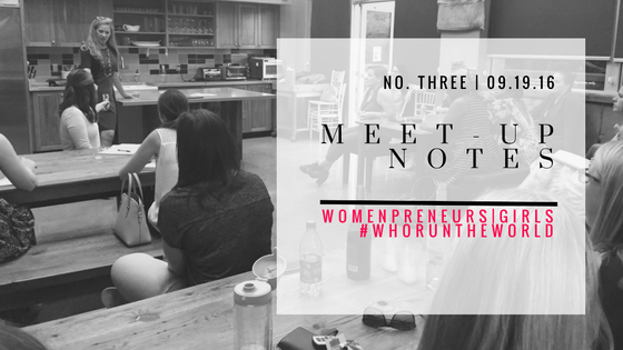 Nashville Womenpreneurs Meet Up